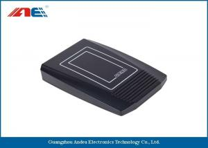 China Lightweight USB RFID Smart Card Reader Writer , Programmable RFID Reader Device on sale