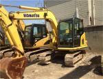 used PC70-7  Komatsu Excavator for sale with good condiiton engine/low price
