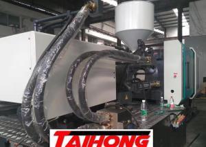 China PVC Plastic Injection Mould Machine , Injection Plastic Moulding Machine For Making Pipe Fittings on sale