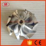 ХС35 3599649/4035699 53.91/78.00мм заготовка турбонагнетателя гонок высокой эффективности 5+5 лезвий