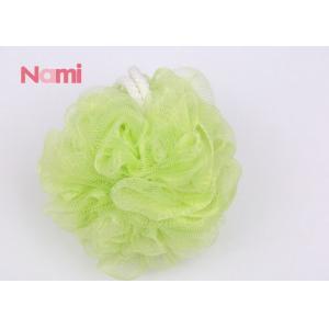Konjac Body Wash Sponge Comfortable Use Improving Skin Texture Flower Shape