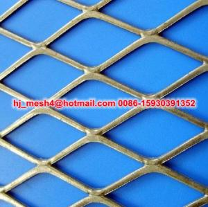 China 2015 Design Flattened expanded metal on sale