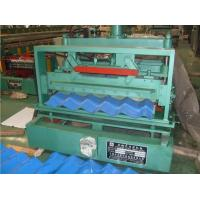 China 5kw Cold Formed 3m/Min Roof Panel Roll Forming Machine on sale