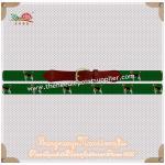 Ceinture de tapisserie à l'aiguille de briquet de ZONGRONG HANDICRAFTS001