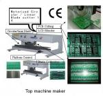 Blade Moving PCB Depaneling Machine With Adjustable Cutting Stroke