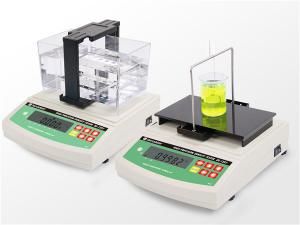 China Solid Liquid Powder Specific Gravity Meter, Chemical Density Measurement Device on sale