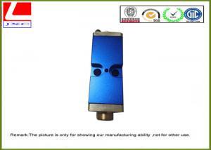 China Dispensor a utilisé le pistolet de pulvérisation de usinage d'acier inoxydable avec l'anodisation bleue on sale