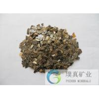 China Raw Vermiculite unexpanded Vermiculite flake shape on sale
