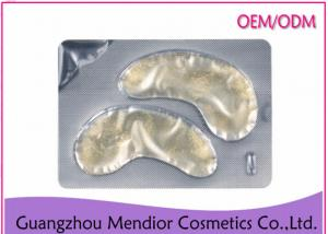 China Natural Adult Anti Aging Eye Mask For Dark Circles Eliminating Skin Puffiness on sale