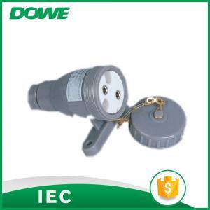 China Professional customized nylon material watertight CZF2-1 marine electrical plug on sale