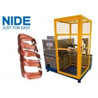 China Equipo de bobina grande automático del alambre de la máquina de bobina de bobina para el motor grande de la bomba del motor del polvo on sale