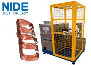 China Grande equipamento de enrolamento automático do fio da máquina de enrolamento da bobina para o motor grande da bomba do motor do pó on sale