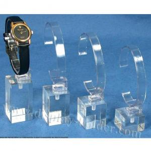 China Acrylic Watch Stand Holder on sale