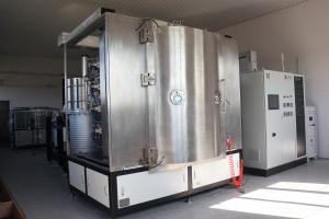 China Ceramic Coating Equipment , PVD gold ceramic Coating machine, PVD Sputtering deposition system on sale