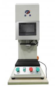 China Multi Function Accurately Servo Driven Press For Fuel Cells Pressing 500mm Stroke on sale
