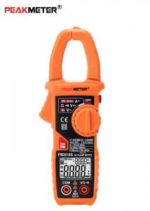 China Intelligent Digital Clamp Meter , Measuring LPF, Peak, Max, Continuity on sale