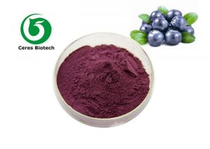 China Healthy Blueberry Fruit Powder Health Care Improving Eyesight Strengthening Heart on sale
