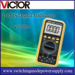 Multímetro digital VC980+ de T-RMS