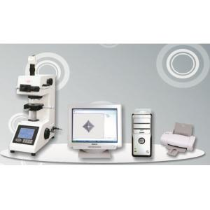 China USB Dongle Micro Vickers Hardness Tester With Automatic CCD Image Measuring Software on sale