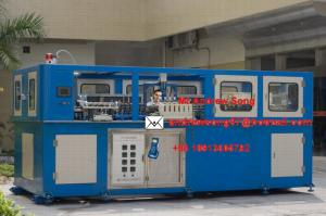 China PET STRETCH BLOW MOULDING MACHINES on sale