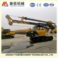 KR80A Hydraulic rotary drilling rig for pile foundation groundwork