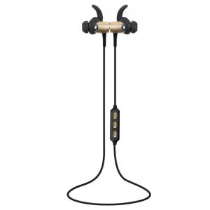 China sport Magnetic suction wireless Bluetooth headset on sale