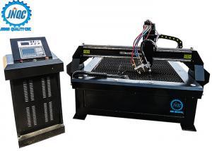 China Cnc Desk Plasma Metal Cutting Machine 1530 With Flame Cutting on sale
