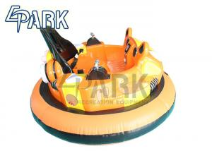 China 1 Player Inflatable Battery Operated Kids Bumper Car Indoor Amusement Game on sale