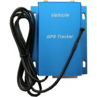 China vehicle tracker with a built-in battery can power failure alarm on sale