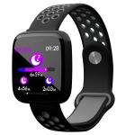 NFC F12 Sleep Monitor Call Alert Smartwatch 170 MAh Multiple Exercise