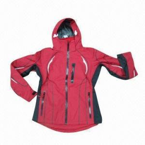 China Ladies' Ski Jacket, 2013 New Style on sale