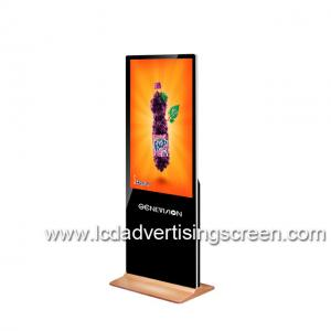 China Capacitive Touch Screen Smart Digital Signage High Definition TFT Type on sale
