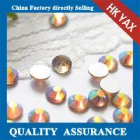 China Topaz AB rhinestone, China non hotfix rhinestone, hotfix rhinestone for cell phone cover on sale
