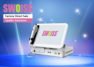 China 3d HIFU Facelift Machine Mini Size 4.0MHz 3.0mm /10,000 Shots Long - Last Effect on sale