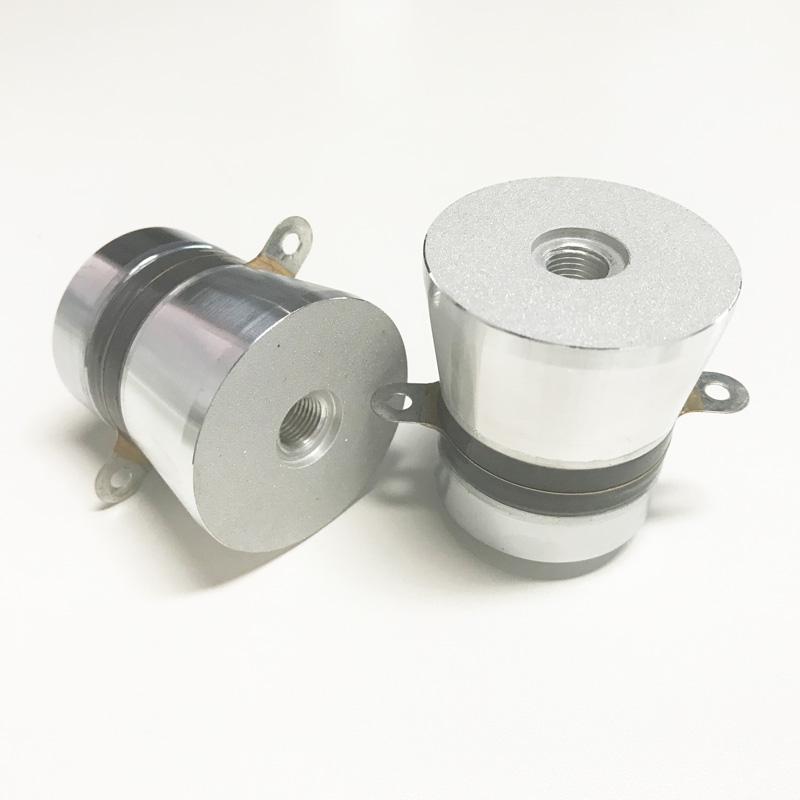 100W/28khz Branson Ultrasonic Transducer , High Frequency