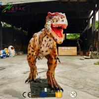 Excellent Lifelike Animatronic Dinosaur Sculptures with light and Sound effect