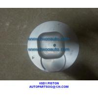 China ISUZU 6SD1 PISTON 6BD1 6BG1 4HK1 6HK1 PISTON on sale