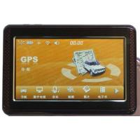 5 Inch Touchscreen GPS Car Navigation, Sat Nav with GPS Maps for Win CE 6.0, Bluetooth, AV-IN, ISDB-T function