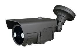 China 40M SONY, SHARP CCD Waterproof CCTV IR Cameras With 9-22mm Manual Zoom Len, 3-Axis Bracket on sale