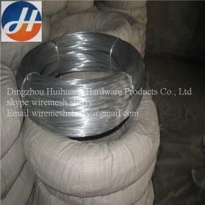 China Forneça o fio de aço galvanizado de qualidade superior no preço competitivo on sale
