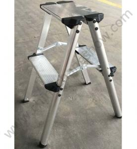 China Folding Aluminum Step Stool on sale