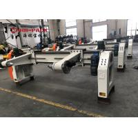 1600mm Electric Type Mill Roll Stand Used For 3.5.7 Ply Corrugation Line