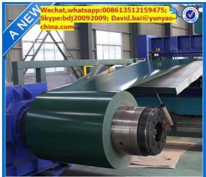 China PVC/PVDF Coated Aluminium Coil on sale