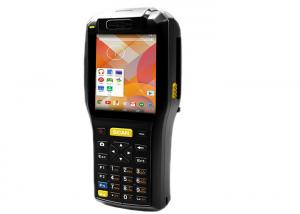 China Android 4.4 Rugged Handheld Pda, Industrial Handheld Terminal For Supermarket on sale
