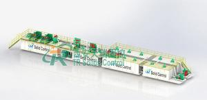 China Oil and Gas Drilling Mud System / Oil Drilling Solids Control System of a multi-tank mud system from TR Solids Control on sale