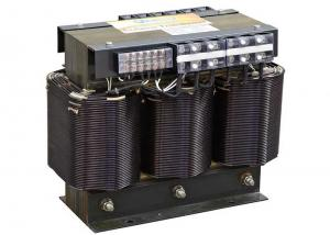 China Three Phase Copper Clad Aluminum Dry Type Isolation Transformer 220V / 230V on sale