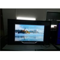 Dustproof 4G Digital Touch Screen Advertising Displays High Brightness