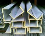 Feixe de aço inoxidável conservado brilhante do canal 316 de 300 séries