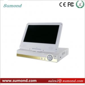 China H264 8CH CCTV AHD Digital Video Recorder 10 Inch 8 Channel Support ONVIF 8CH AHD DVR on sale