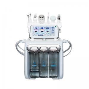 China crystal micro dermabrasion Peel water spray Blackhead Removal Hydro Dermic Microdermabrasion 3 in 1 Oxygen machine on sale